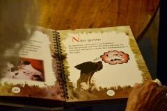 páginas do livro