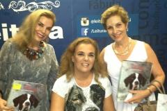 Amei as presenças de vocês!! Denise e Ângela!! Lançamento do livro na Livraria Cultura do Shopping Pátio Savassi em Belo Horizonte.