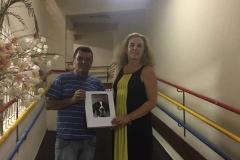 Missy tem mais um parceiro E E Dona Argentina Vianna Castello Branco – ESCOLA ESPECIAL. Diretor Elvecio, muito obrigada pelo acolhimento!!