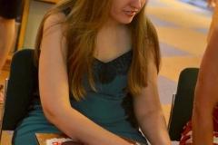 A presença da nossa querida Marcela, foi o ponto alto do lançamento.Marcela está lendo em braille para as crianças!!