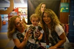 Com Martinha, autora da trilha Missy, e seu netinho lindo ENZO!! — com Martinha Figueiredo.